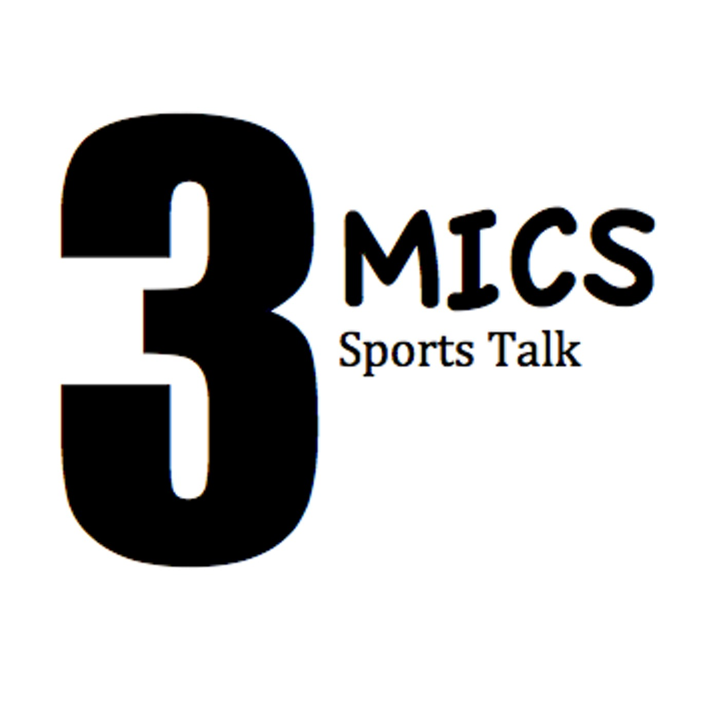Three Mics Sports Podcast