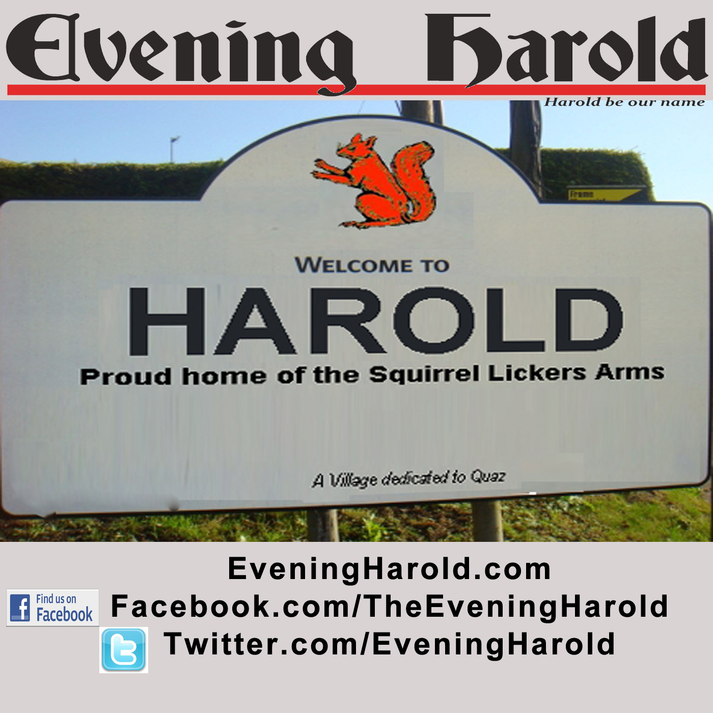 Evening Harold's Podcast