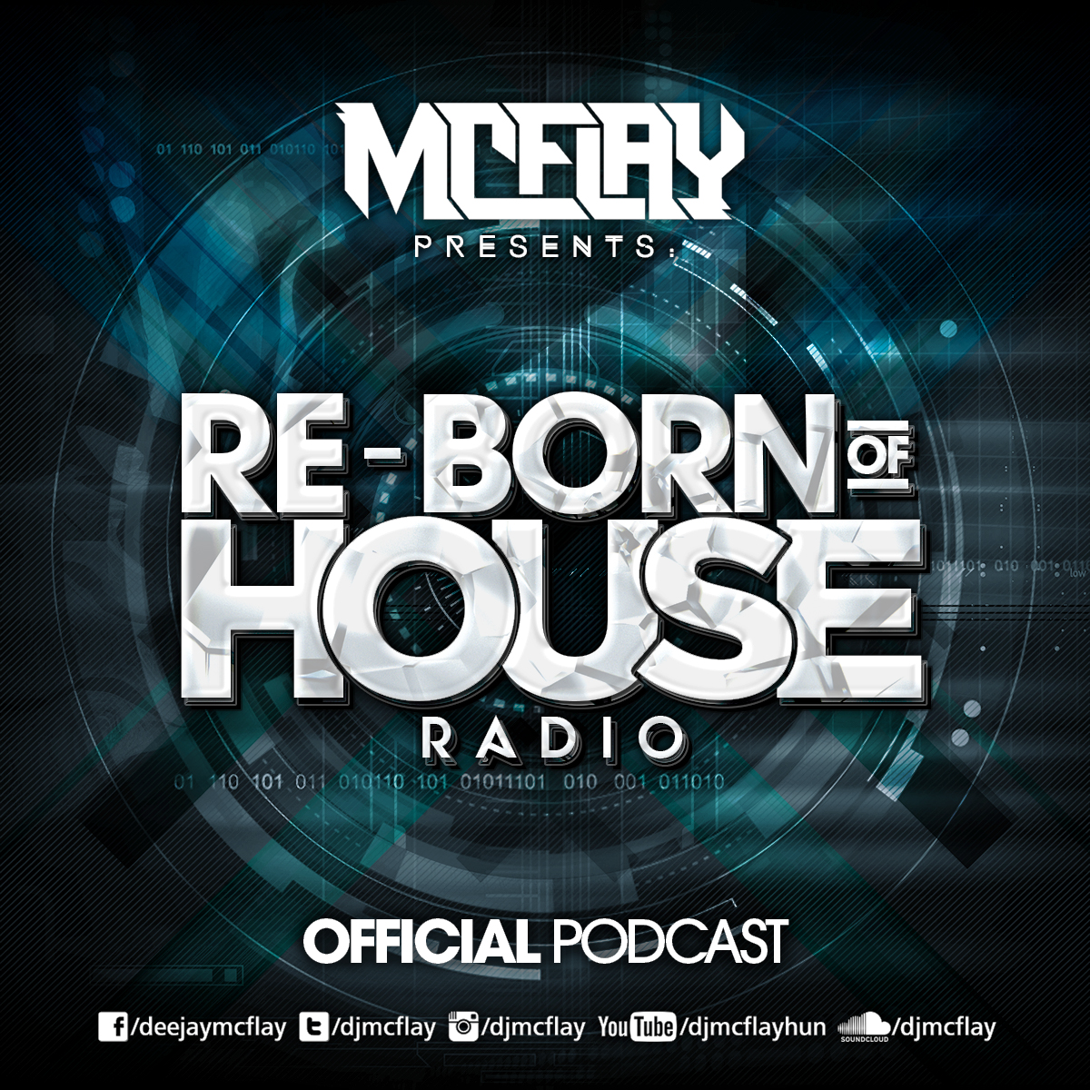 McFlay presents. Re-Born Of House Radio