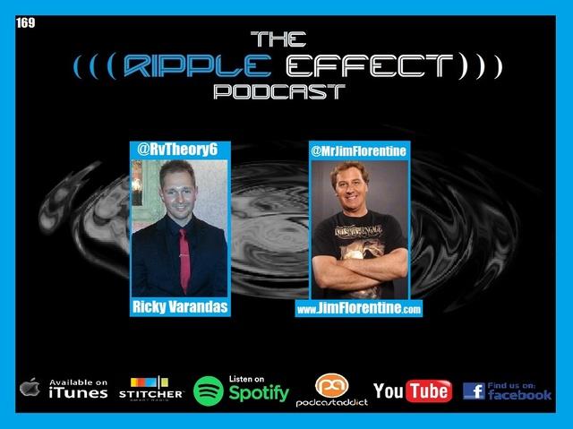 The Ripple Effect Podcast #169 (Jim Florentine | Metal