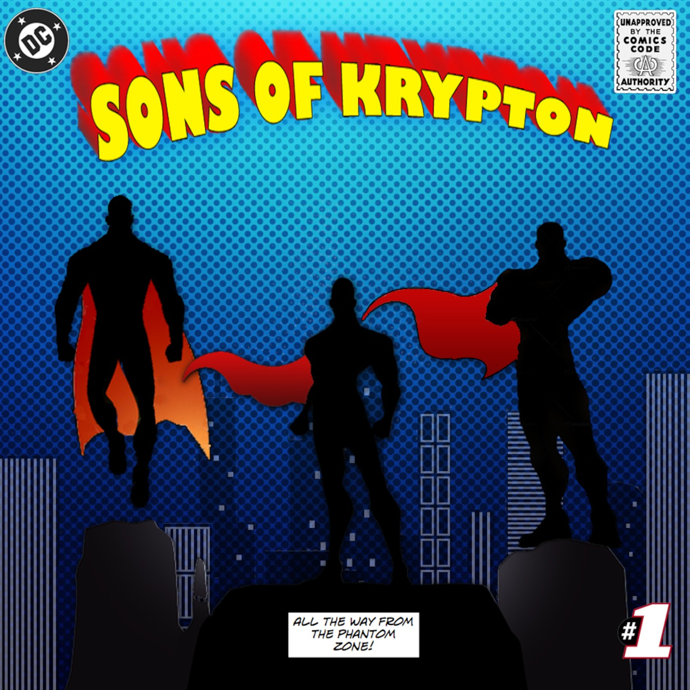 Sons of Krypton