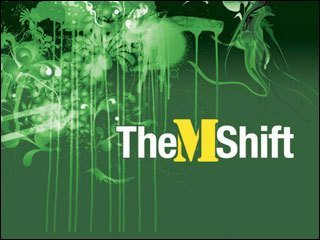 The M Shift [235] with The First Show for 2012