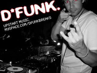 The M Shift [249] with Special Guest D-Funk