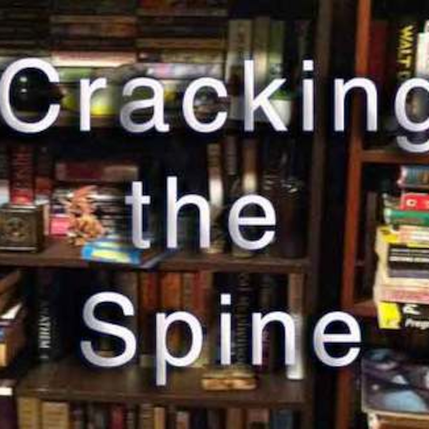 itunes pic Cracking the Spine Podcast by
