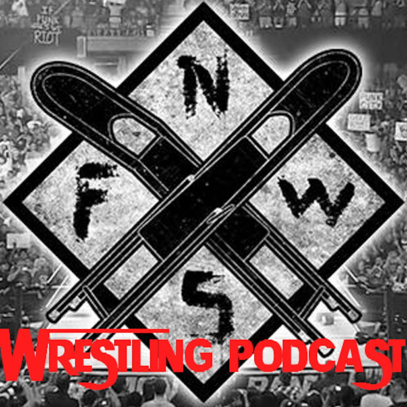 Near Fall Wrestling Show's Podcast