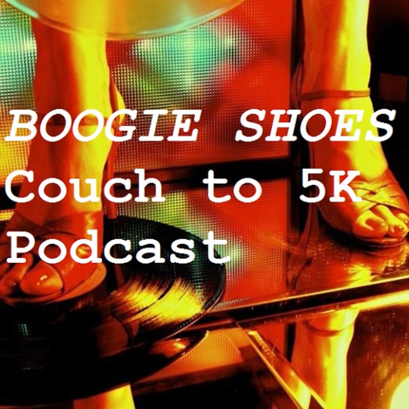 Boogie Shoes Couch to 5K