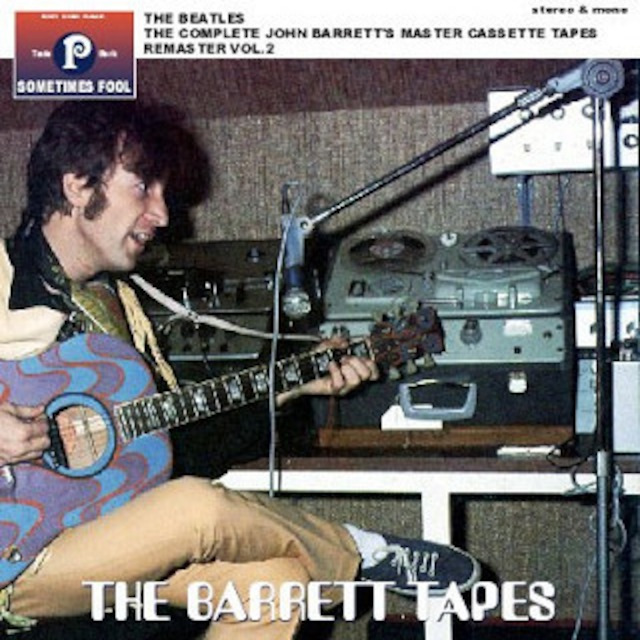 THE BEATLES / A DAY IN THE LIFE / RS 1 / JOHN BARRETT TAPES