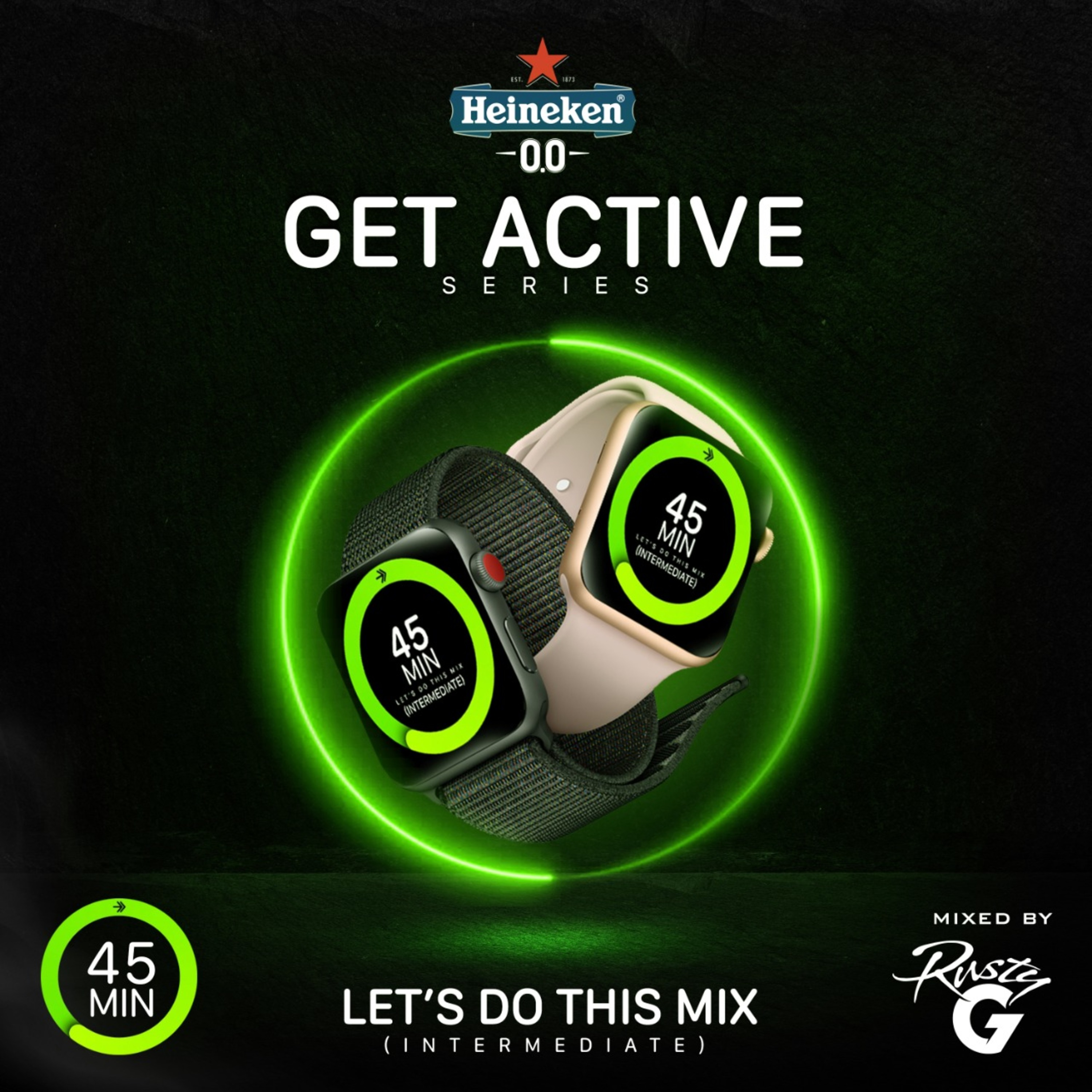 Get Active - Let's Do This! (Workout Mix) 2021