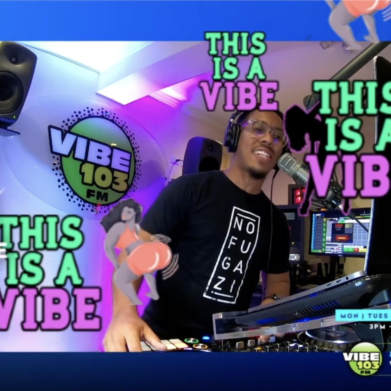 Wuk Up Wednesday @ Vibe 103 FM (3.2.21) Live Audio