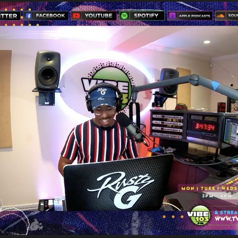 One Drop Reggae Hits @ Vibe 103 FM (May 29th 2021) - Live Audio