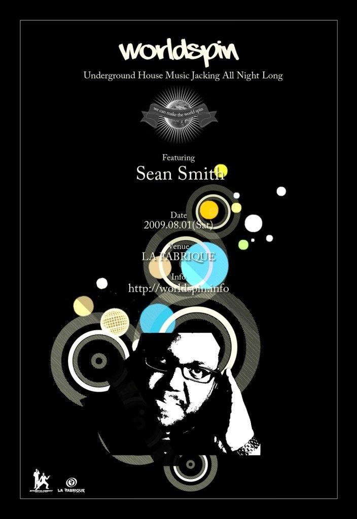Sean Smith live @ Betty's 7/12/09
