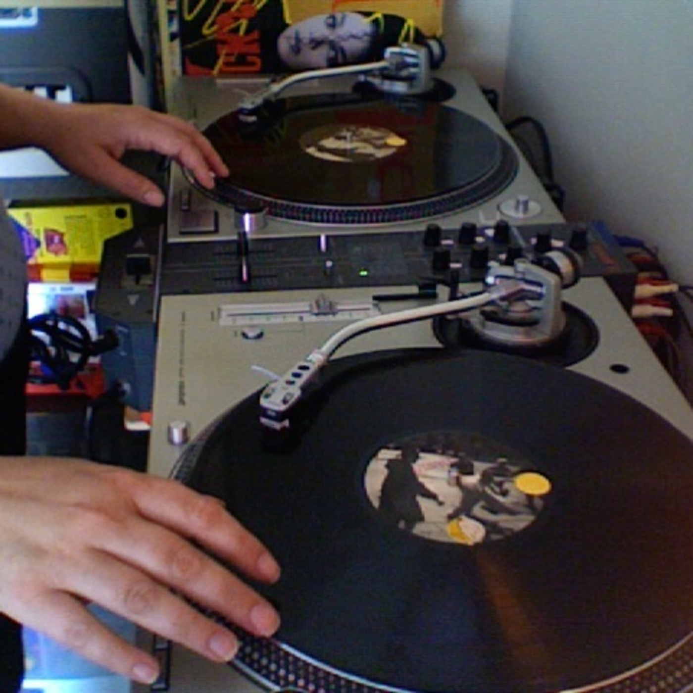 DJ Miss Elaine Eos aka boomchick