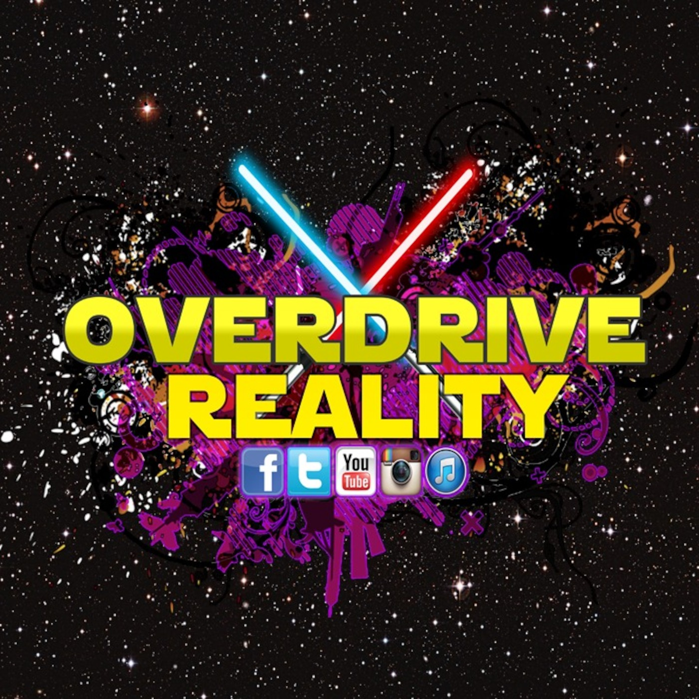 Overdrive Reality's Podcast