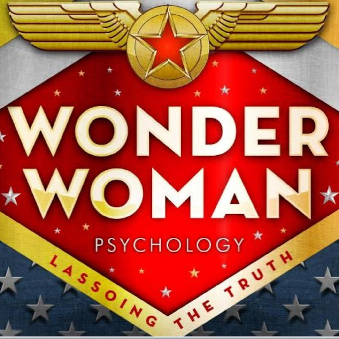 Author Travis Langley Author Of Wonder Woman Lassoing The Truth