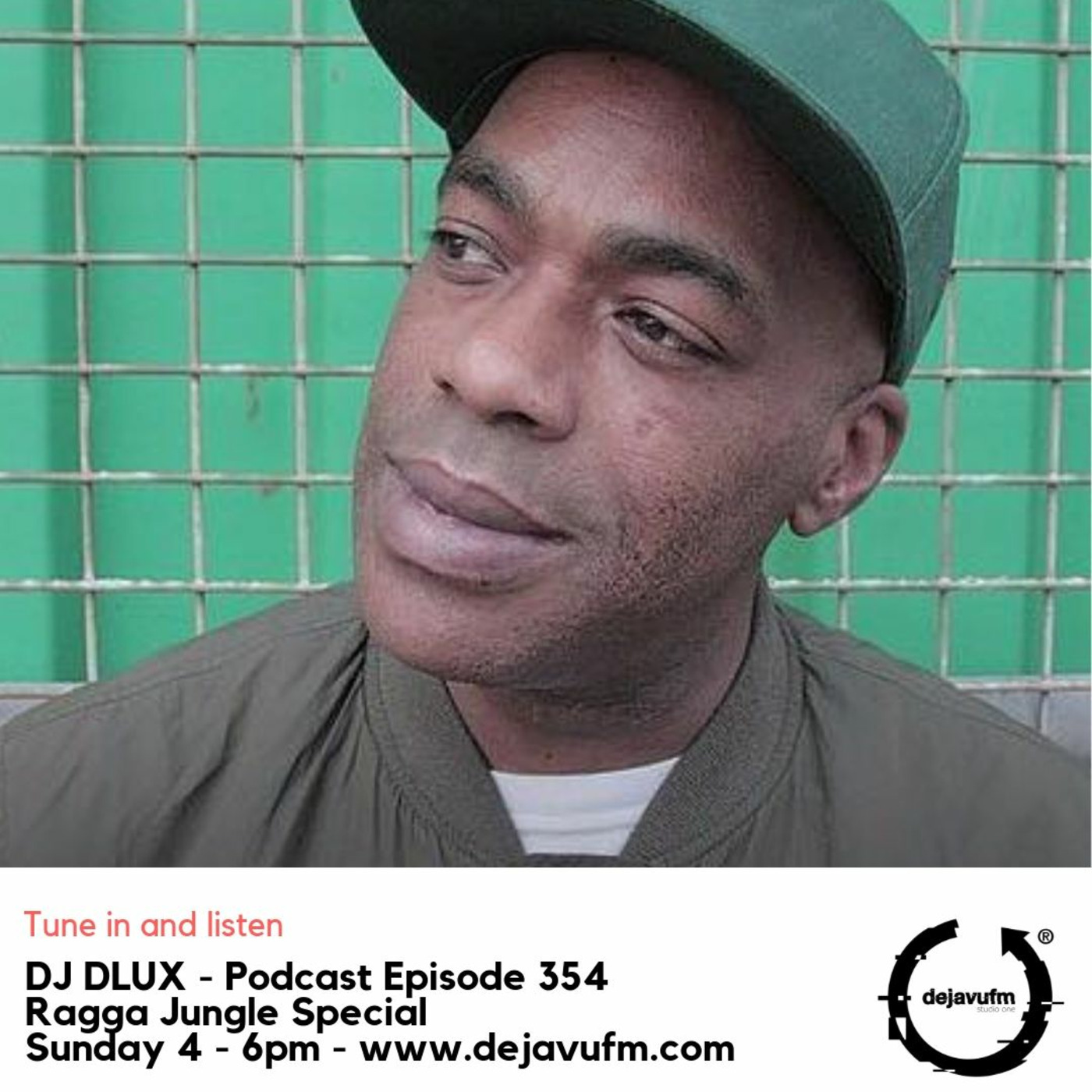 DJ Dlux - Podcast Episode 354 - Ragga Jungle Special DJ Dlux