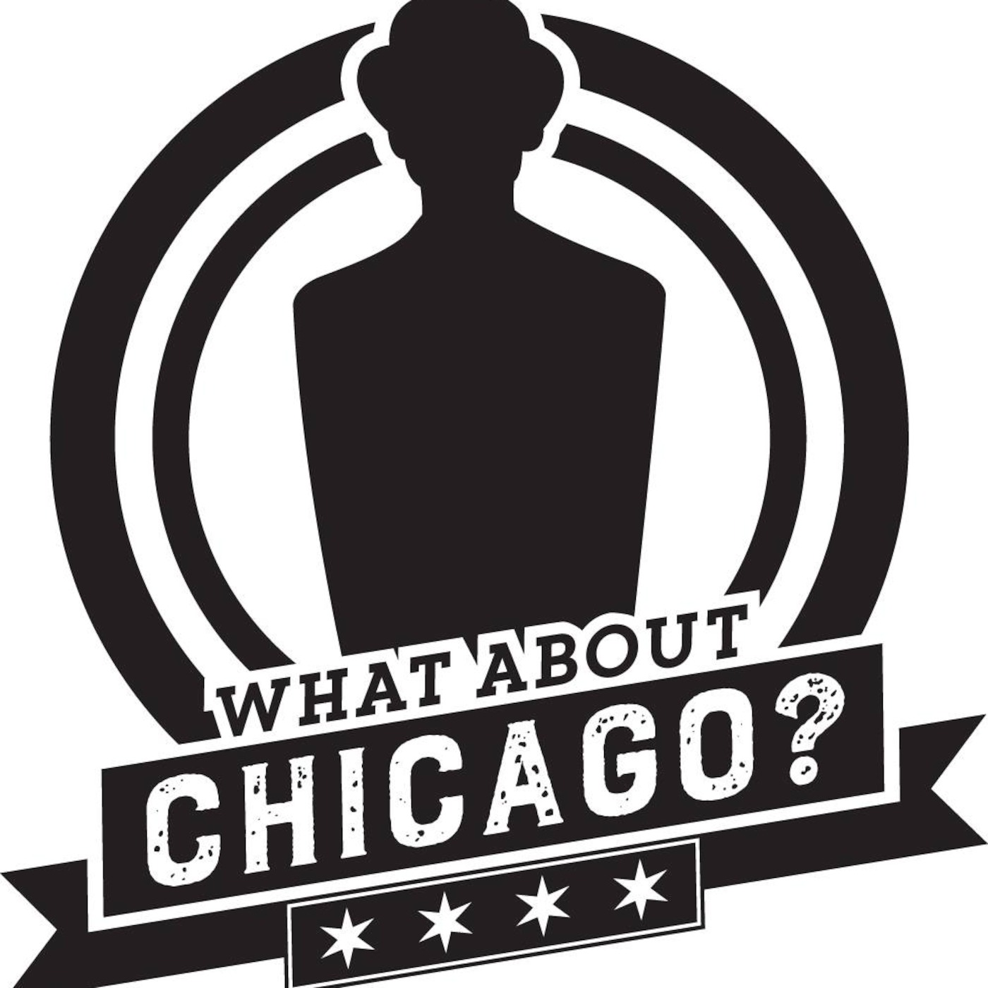 What About Chicago?! Logo