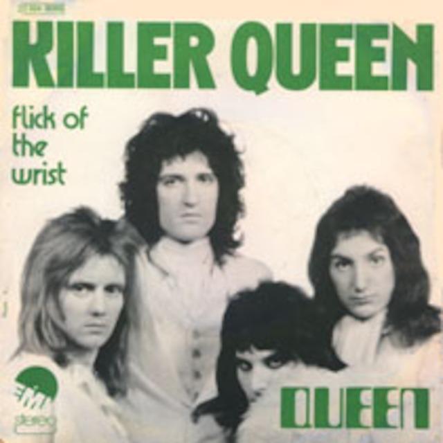 Queen/ (She's A) Killer Queen / Multi track 4 / Vocal / Bass Guitar