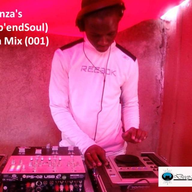DJ Sanza's (Deep'endSoul) Megamix (001)mp3 | Free Podcasts | Podomatic