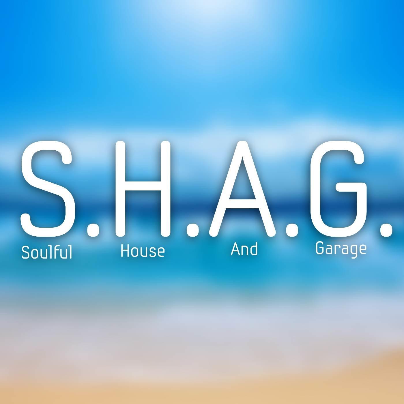 SHAG 5-Mar-2018 Soulful Afro House Mix DJP DJP's S H A G