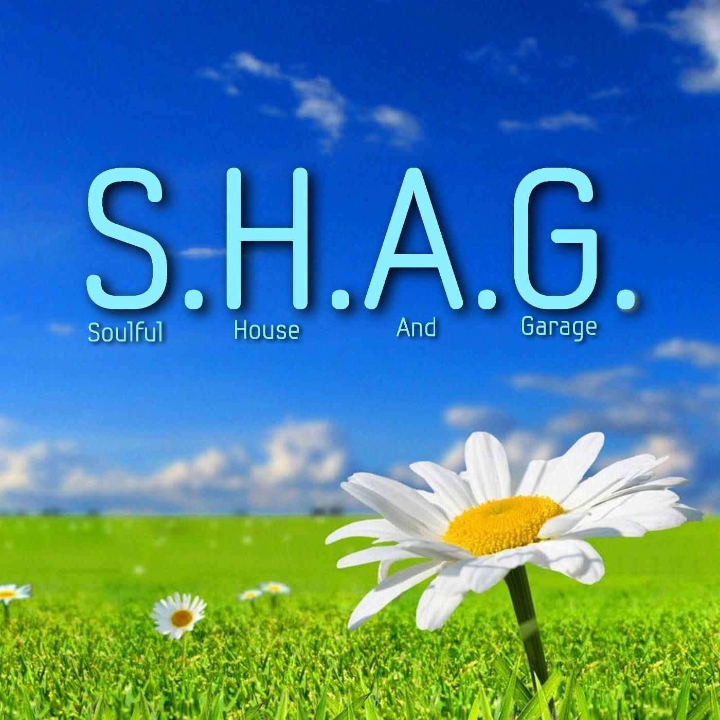 SHAG Soulful Afro House 19-mar-2018 DJP Pressure DJP's