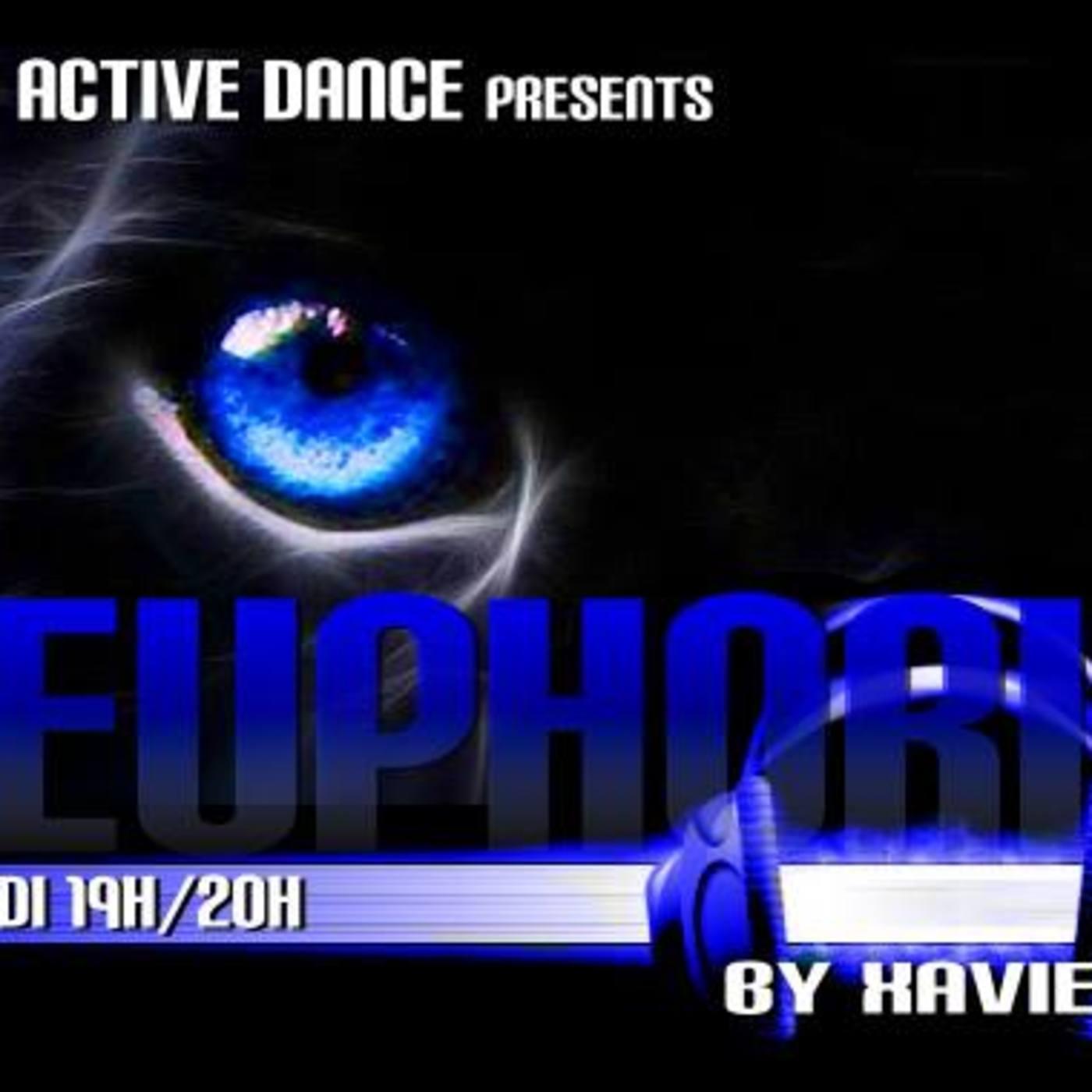 Xavier Discomobile Euphoria's Podcast