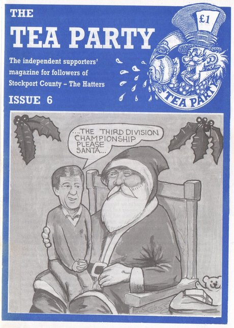 in this special christmas edition of the podcast we look at ttp issue 6 the special christmas issue of the fanzine