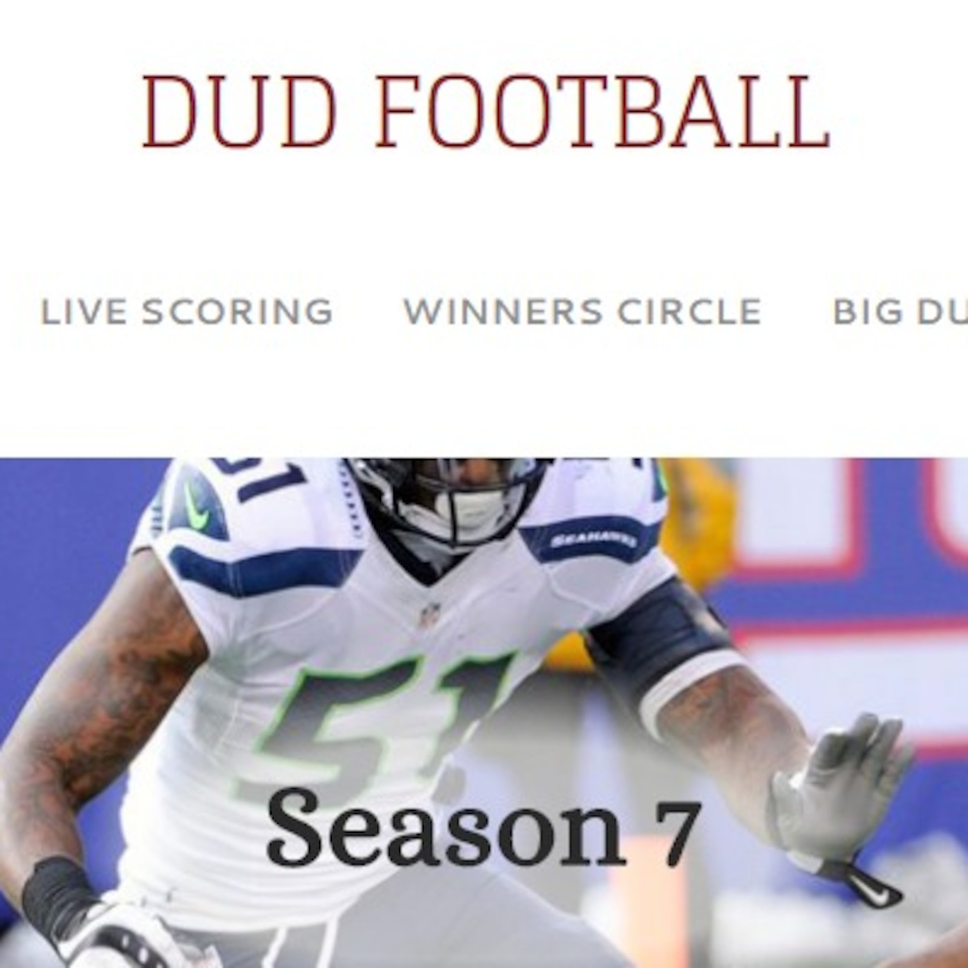 Dud Podcast Week 1