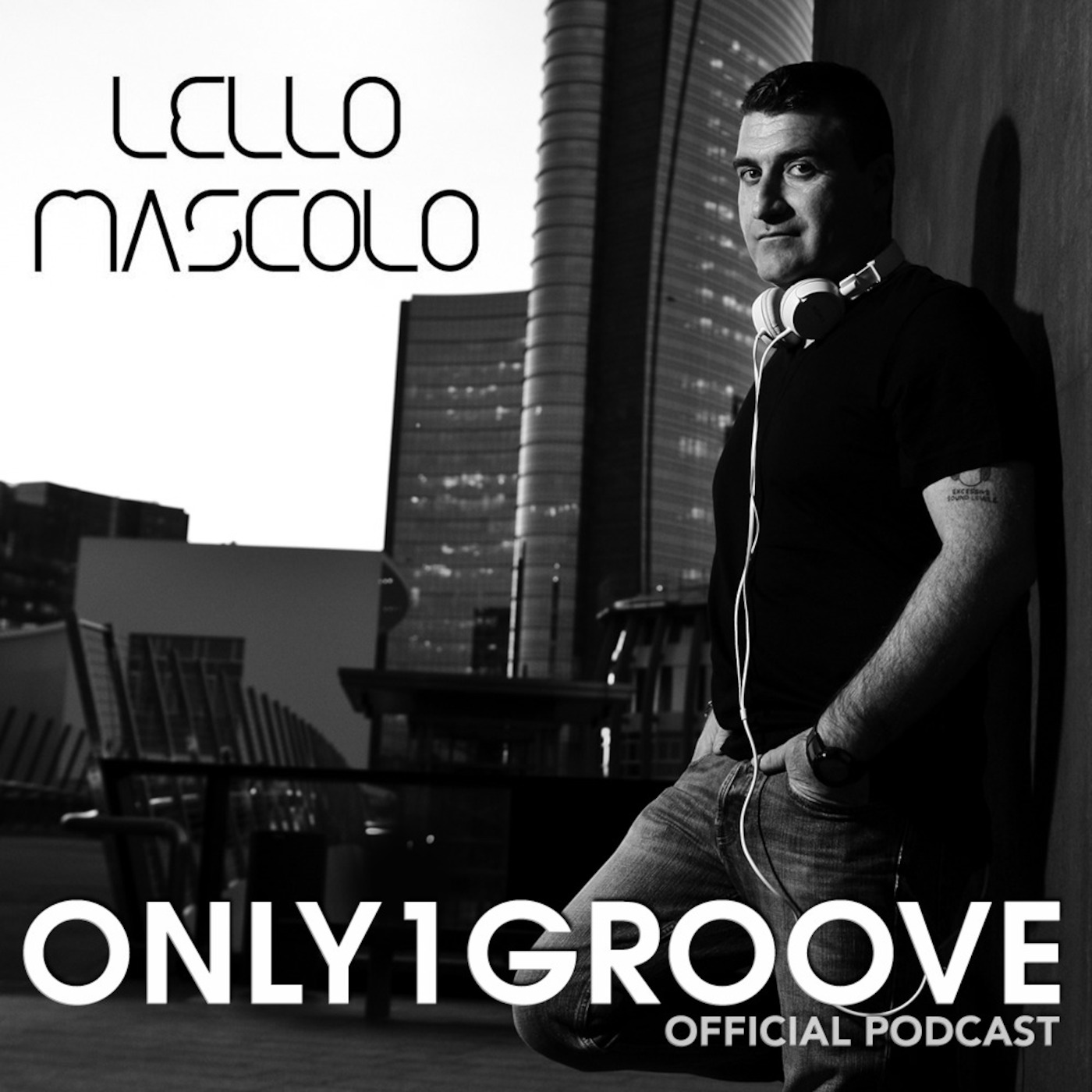 Lello Mascolo's Only1Groove official podcast
