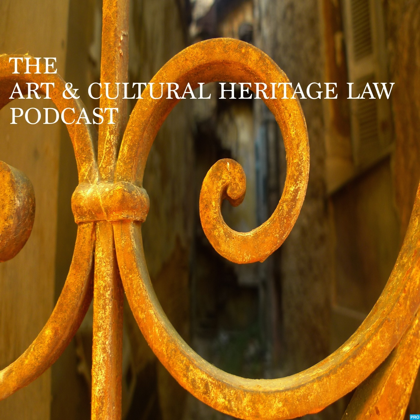 Art & Cultural Heritage Law Podcast