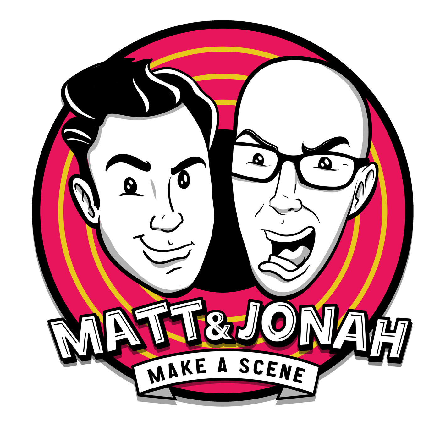 Matt And Jonah Make A Scene