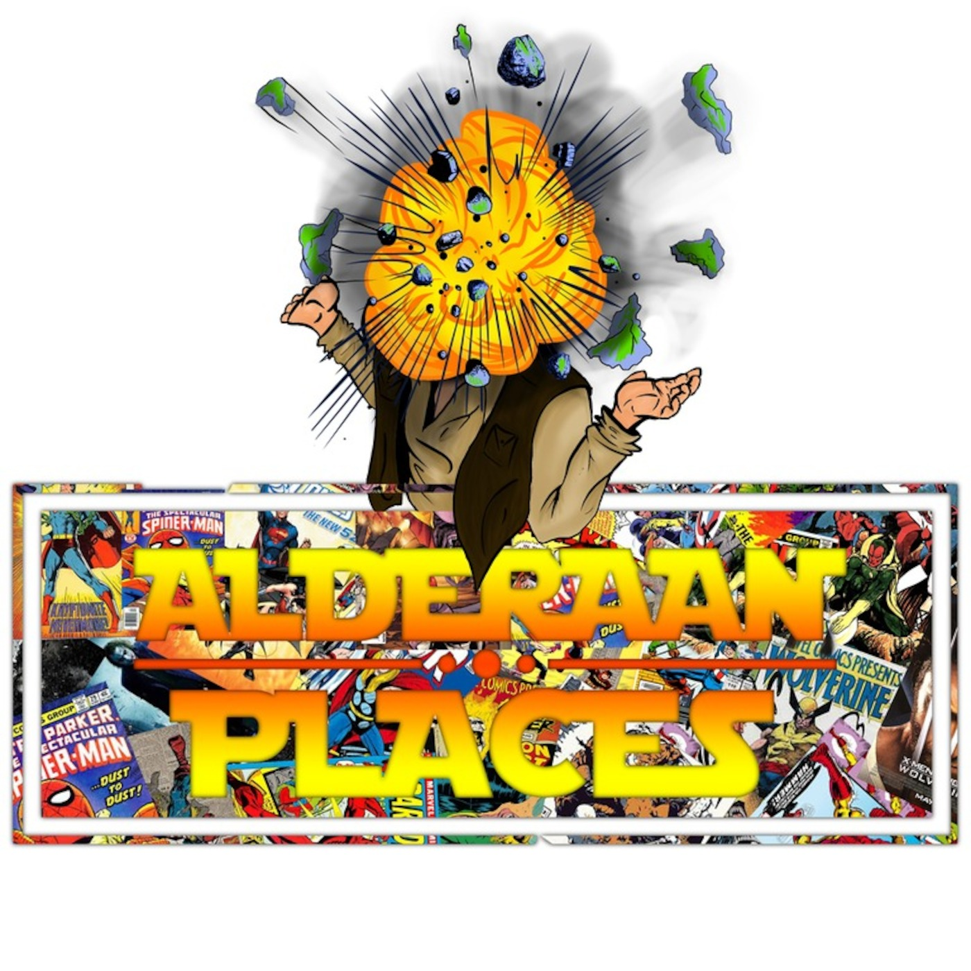 Alderaan Places' Podcast