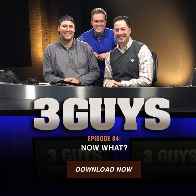 Three Guys Before The Game - Now What? (Episode 84)