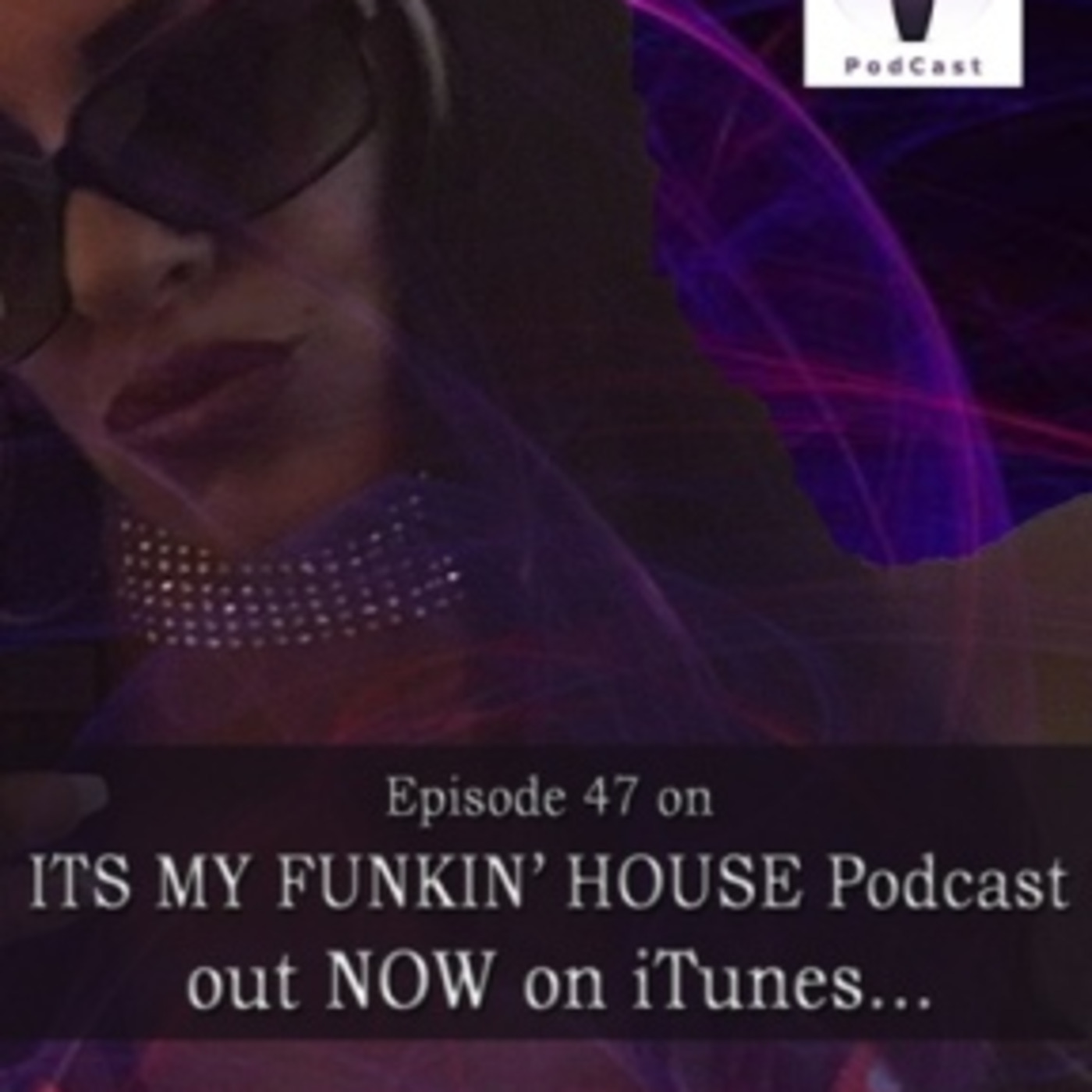 Its My Funkin' House Podcast Episode 47 Ande Dilema's Its My