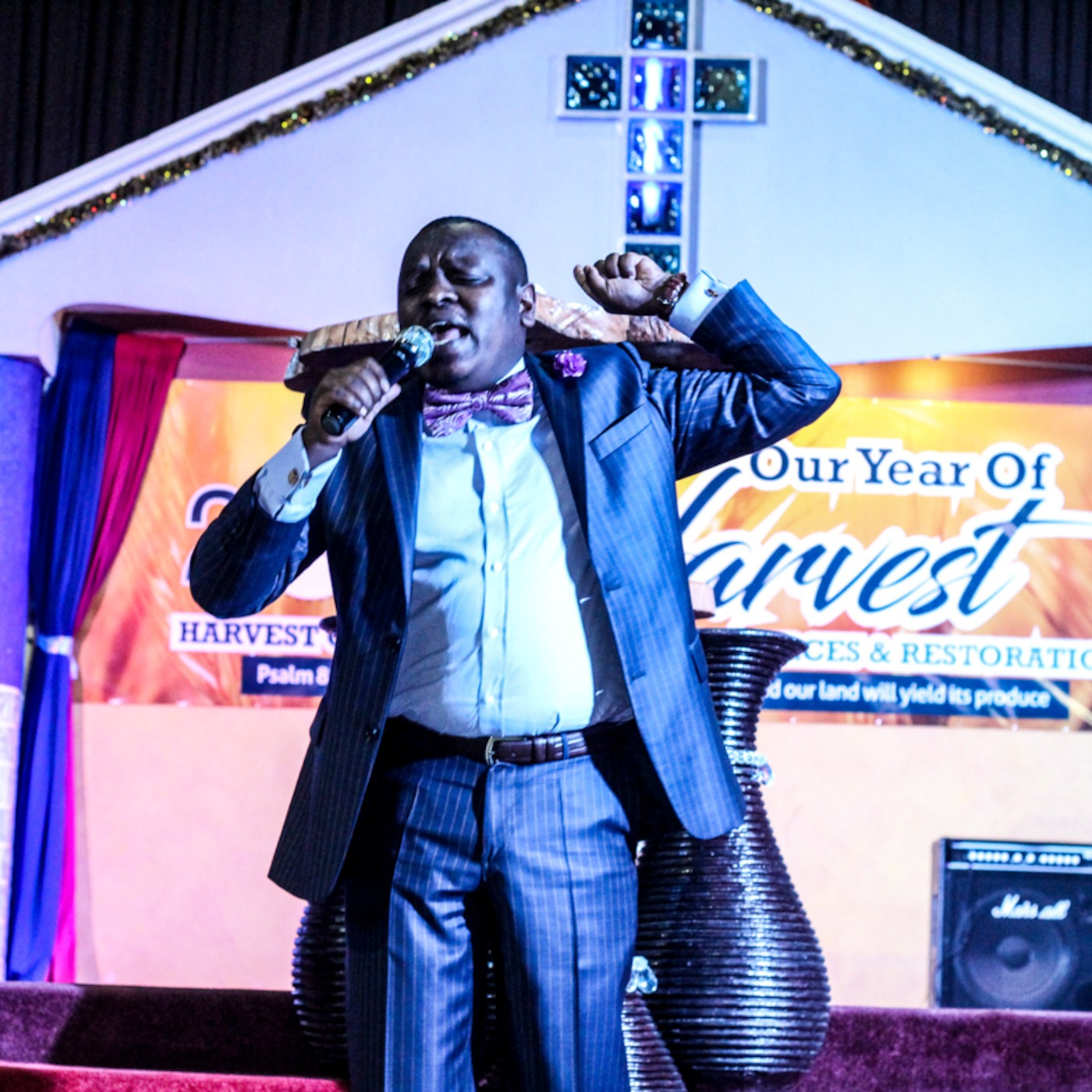 Pastor Jimmy Macharia