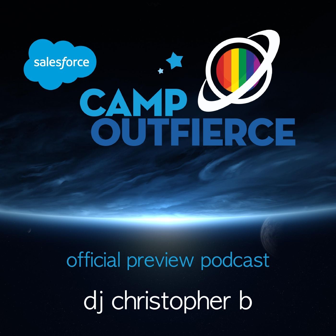 CAMP OUTFIERCE Dj Christopher B podcast