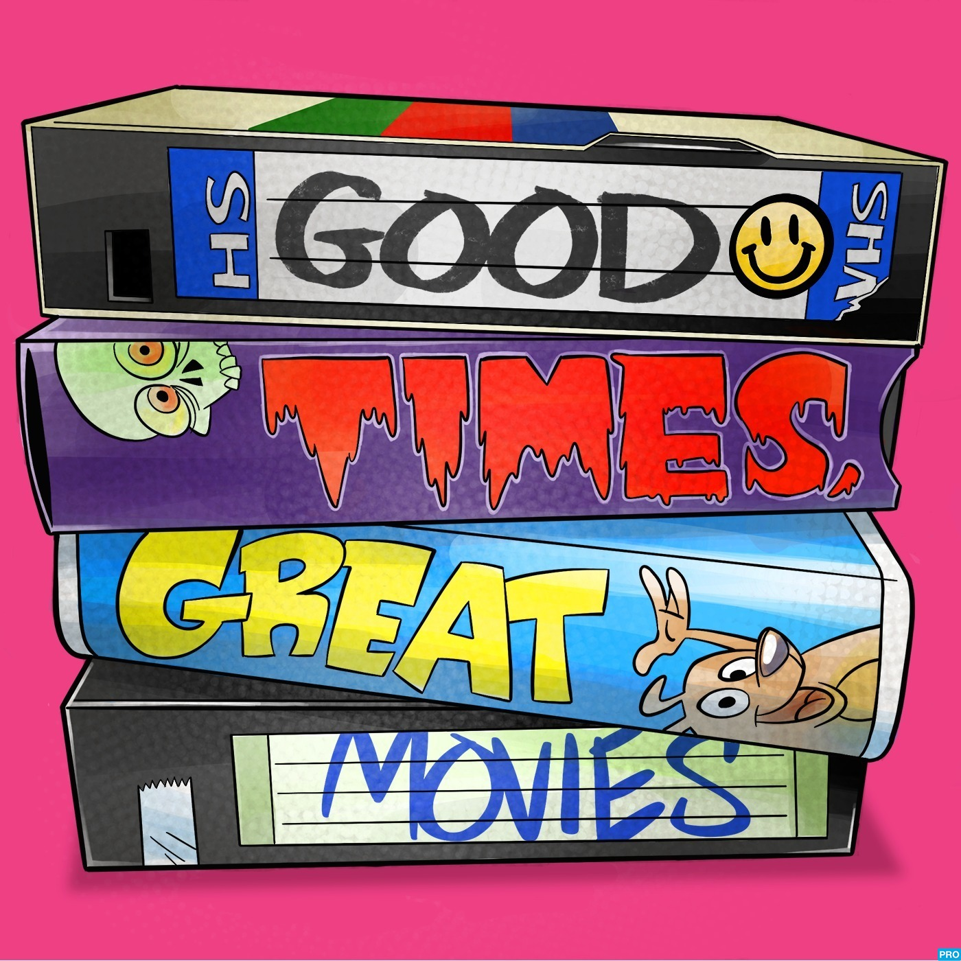 Good Times Great Movies