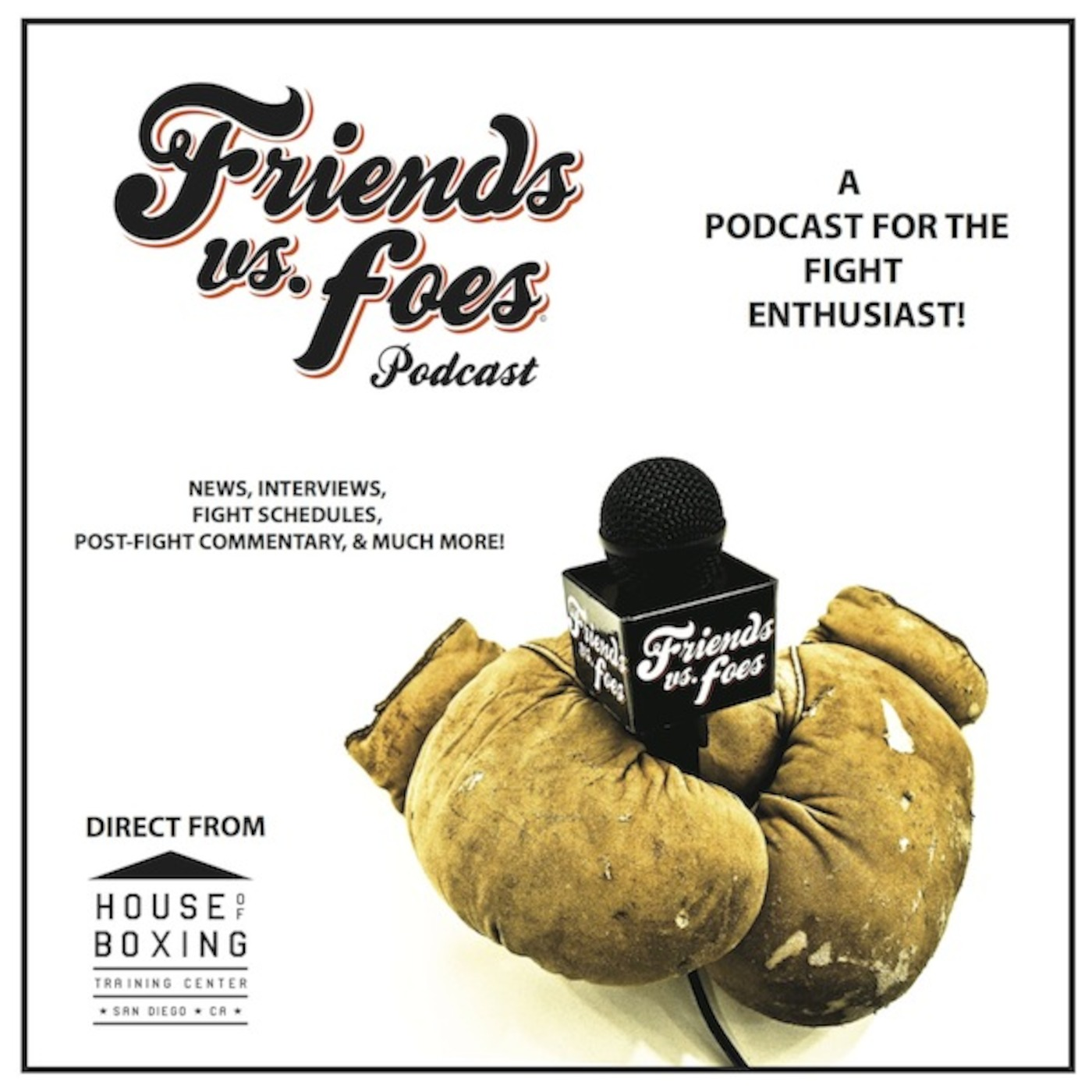 Friends vs. Foes Podcast