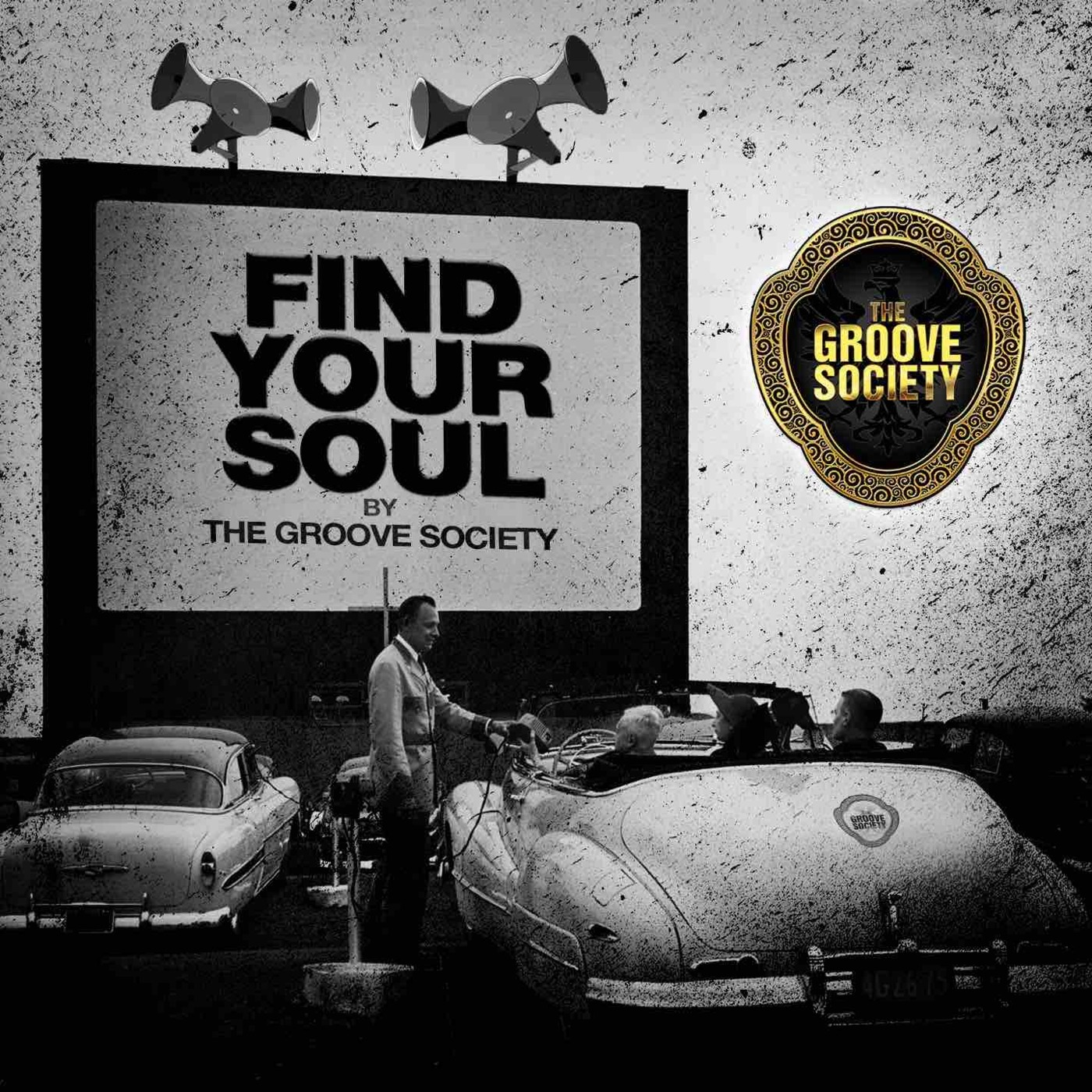 Find your Soul By The Groove Society