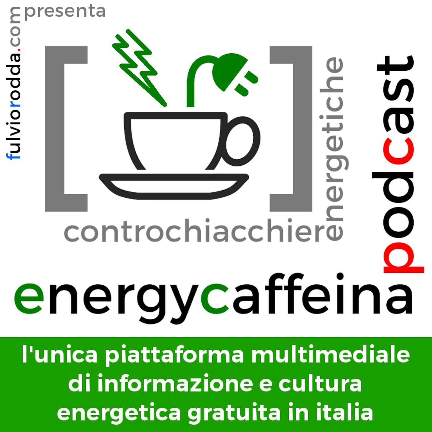 Energy Caffeina Podcast