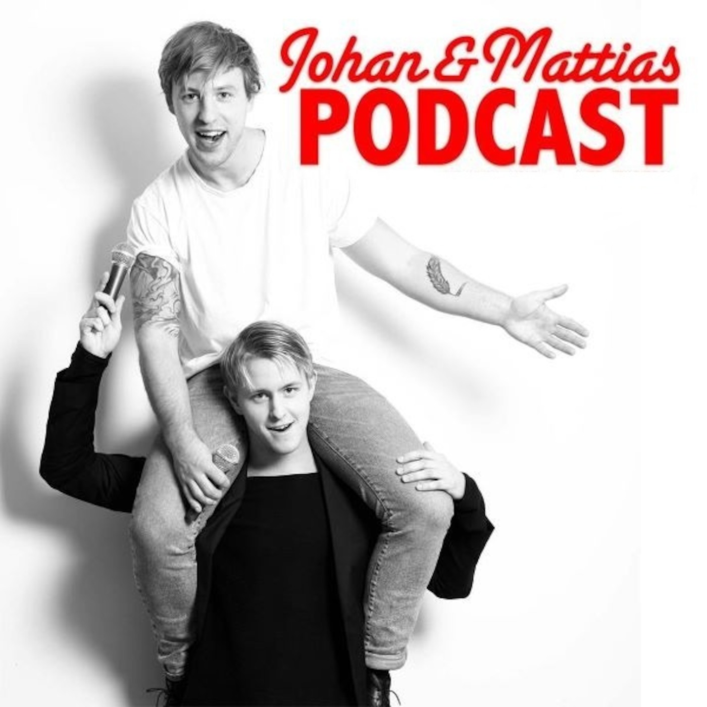 Johan och Mattias podcast