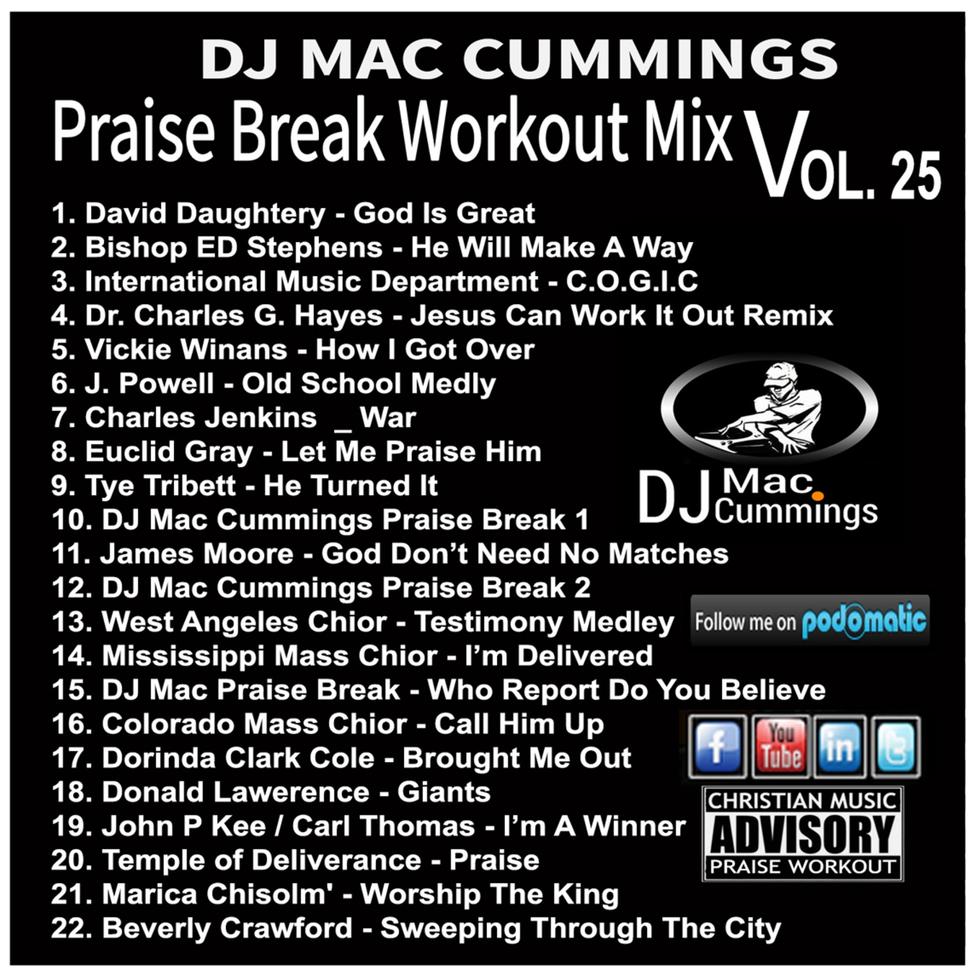 Praise break mix
