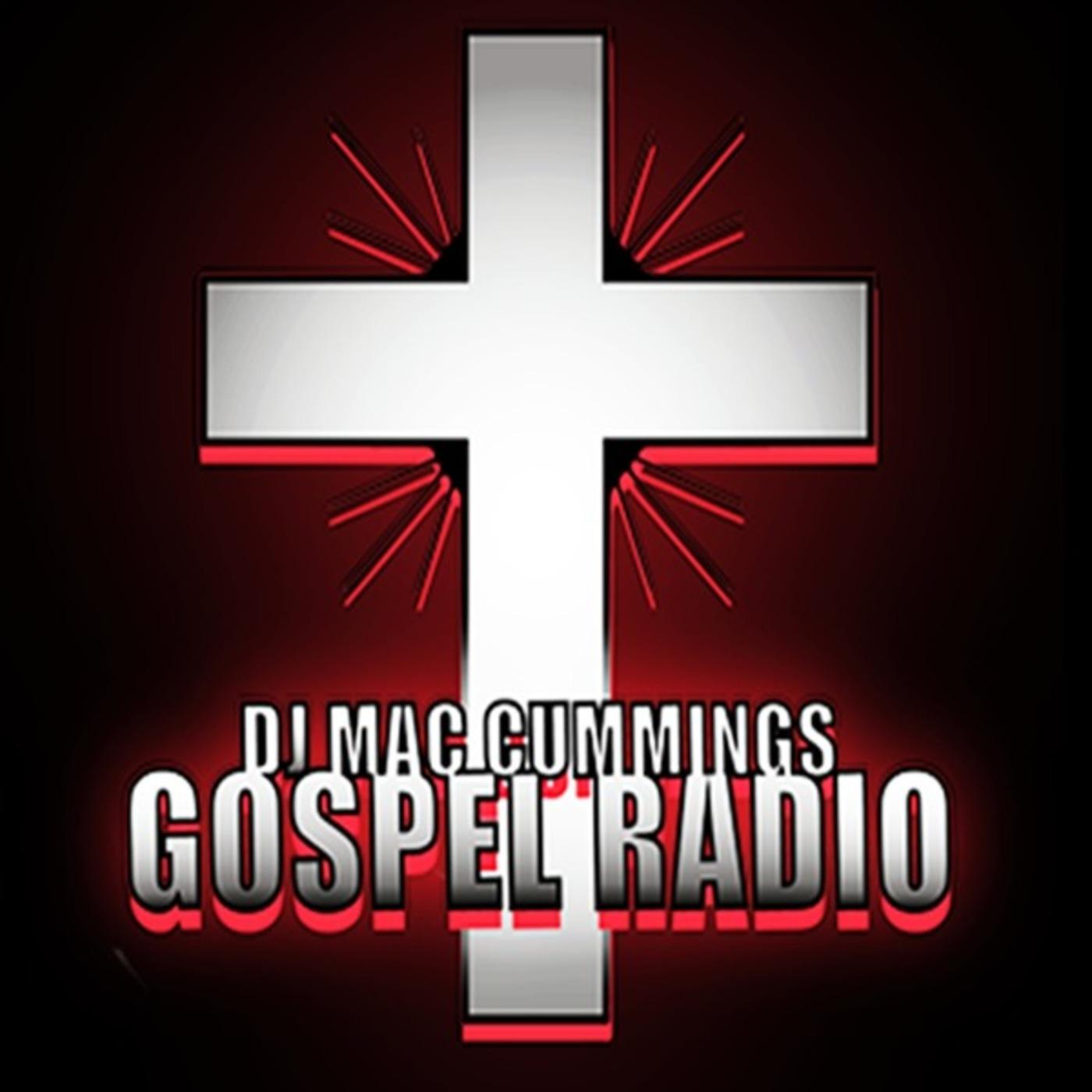 DJ Mac Cummings Online Gospel Radio Station Power Mix DJ Mac