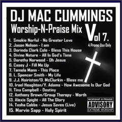 DJ Mac Cummings Worship-N-Praise Mix Volume 7
