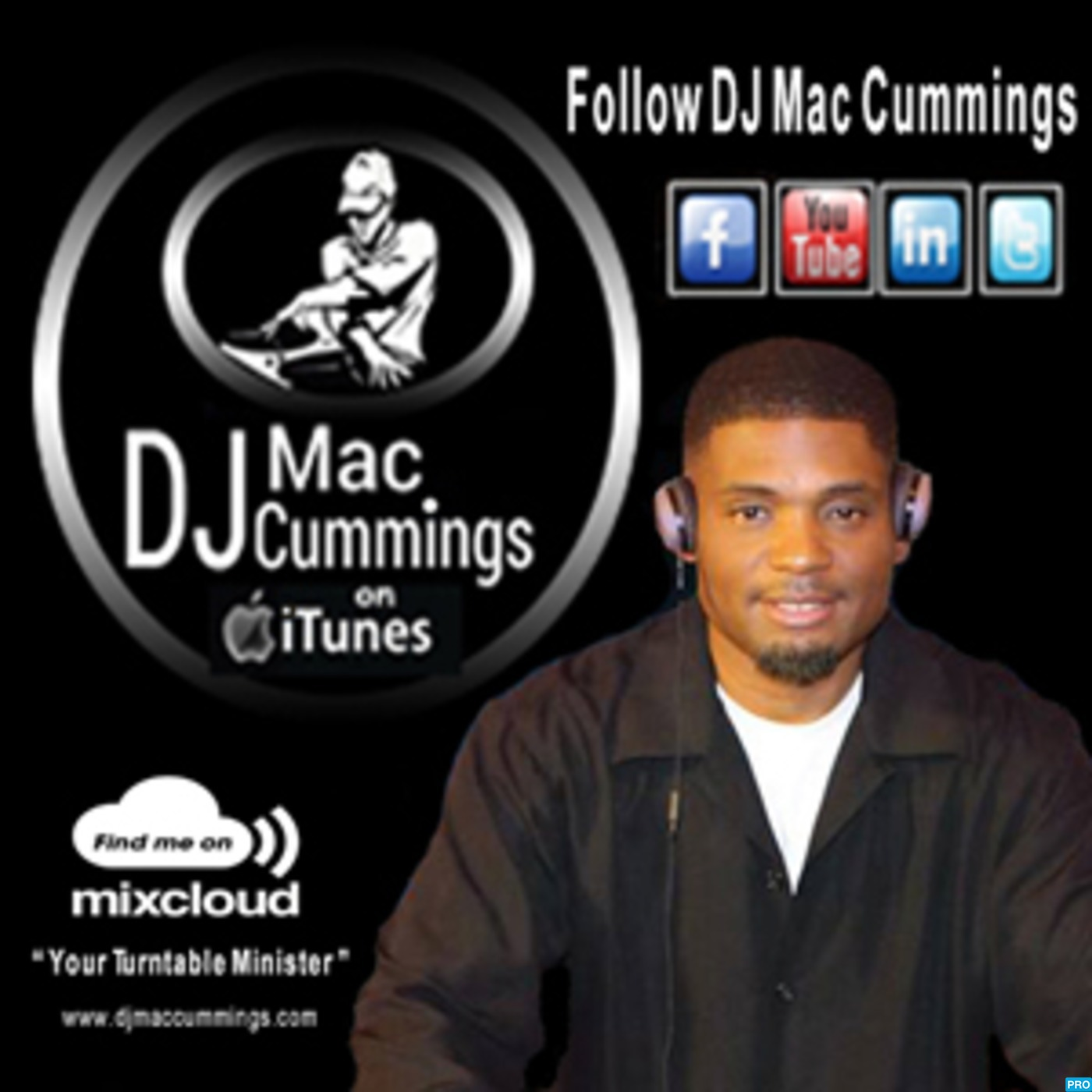 DJ Mac Cummings Inspirational Gospel Remixes