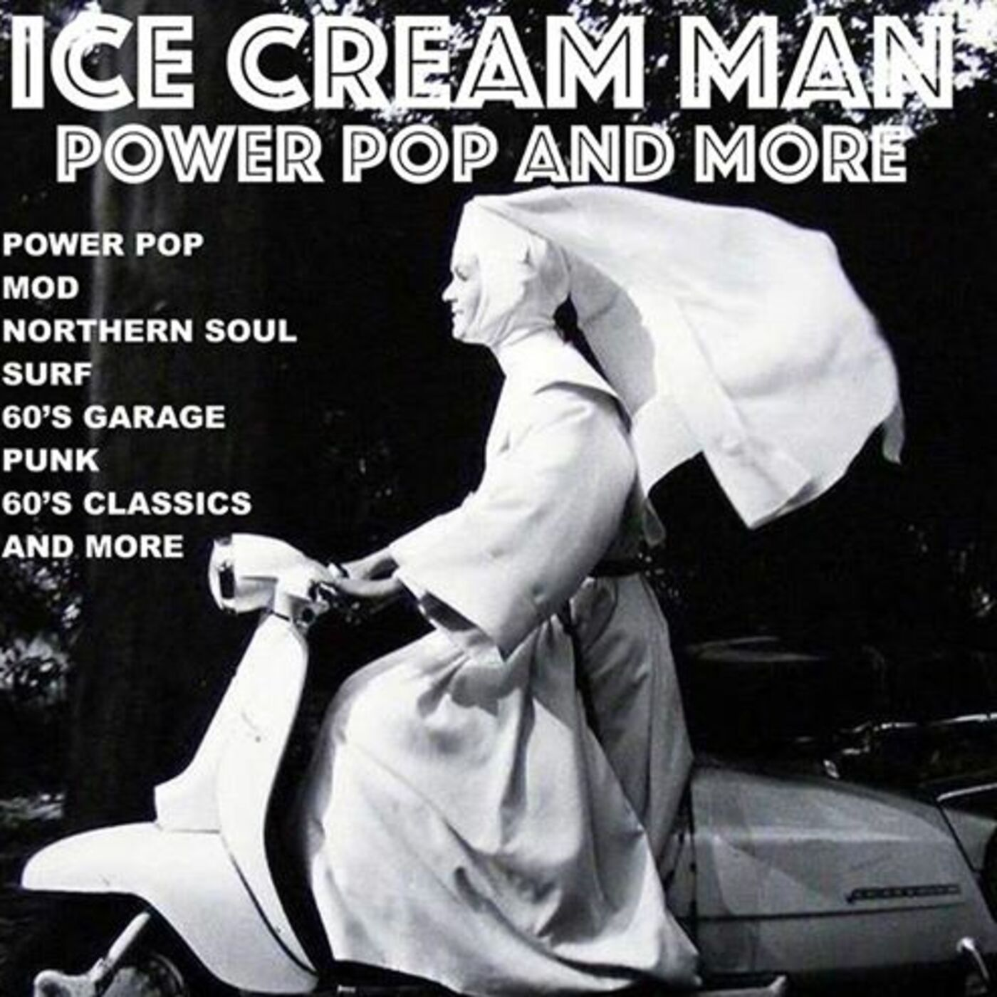 Ice Cream Man Power Pop and More #242