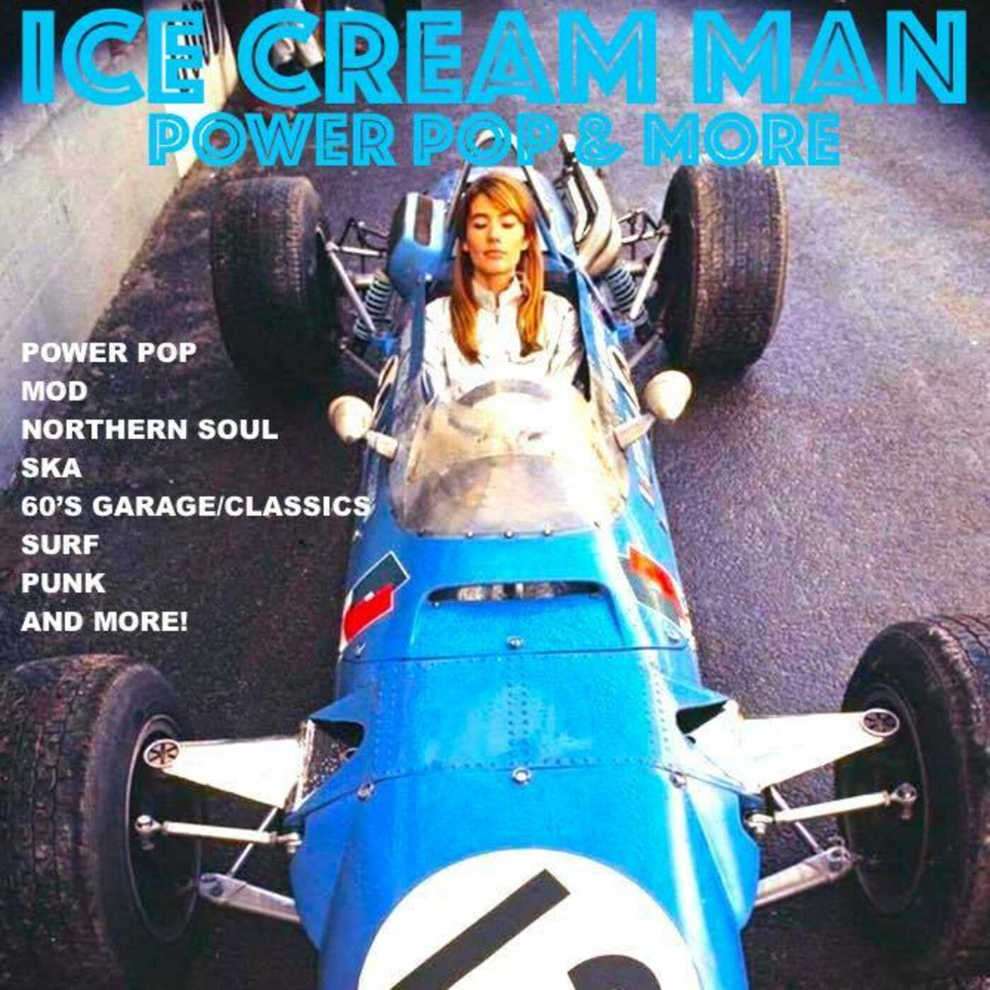 Ice Cream Man Power Pop & More #212