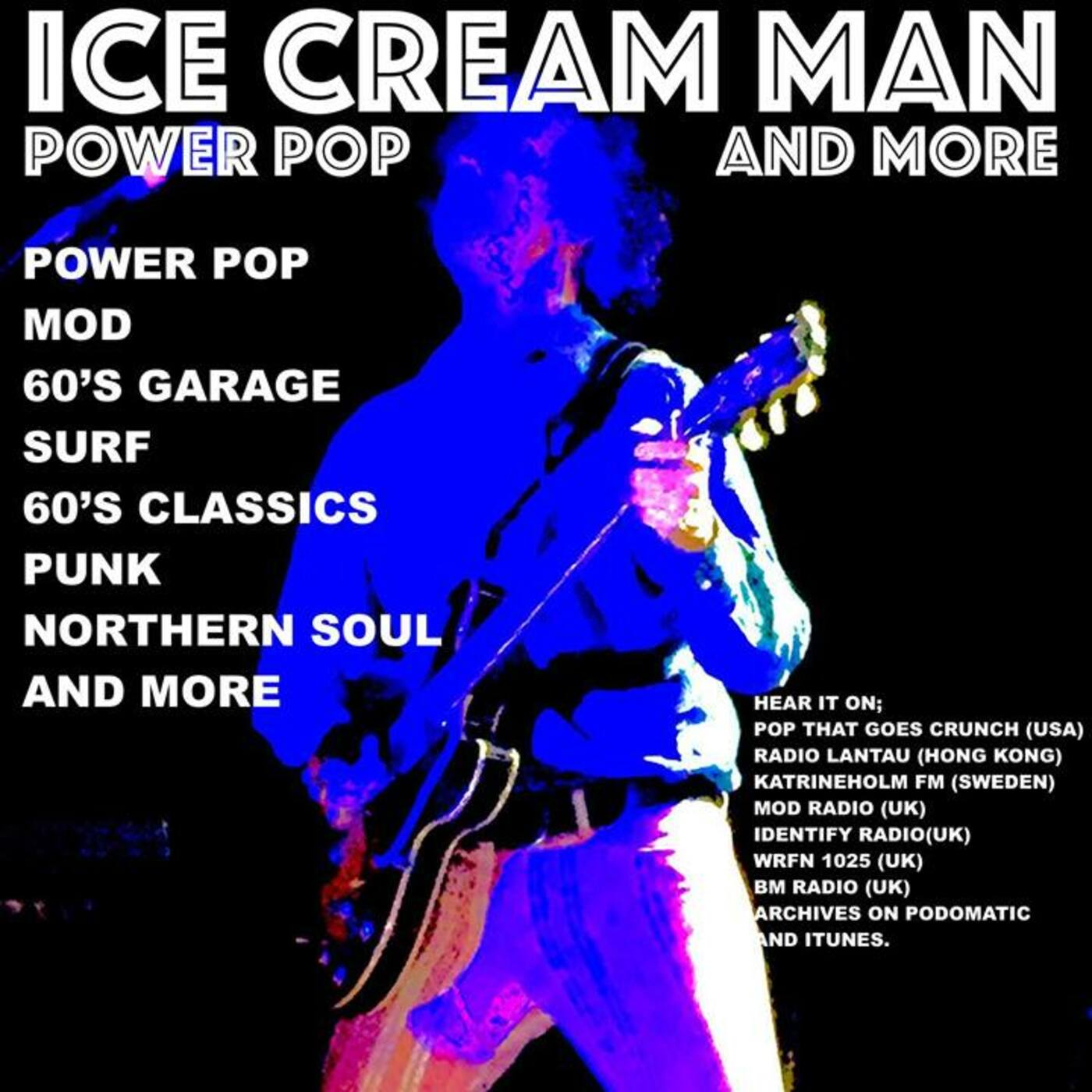 Ice Cream Man Power Pop And More #200