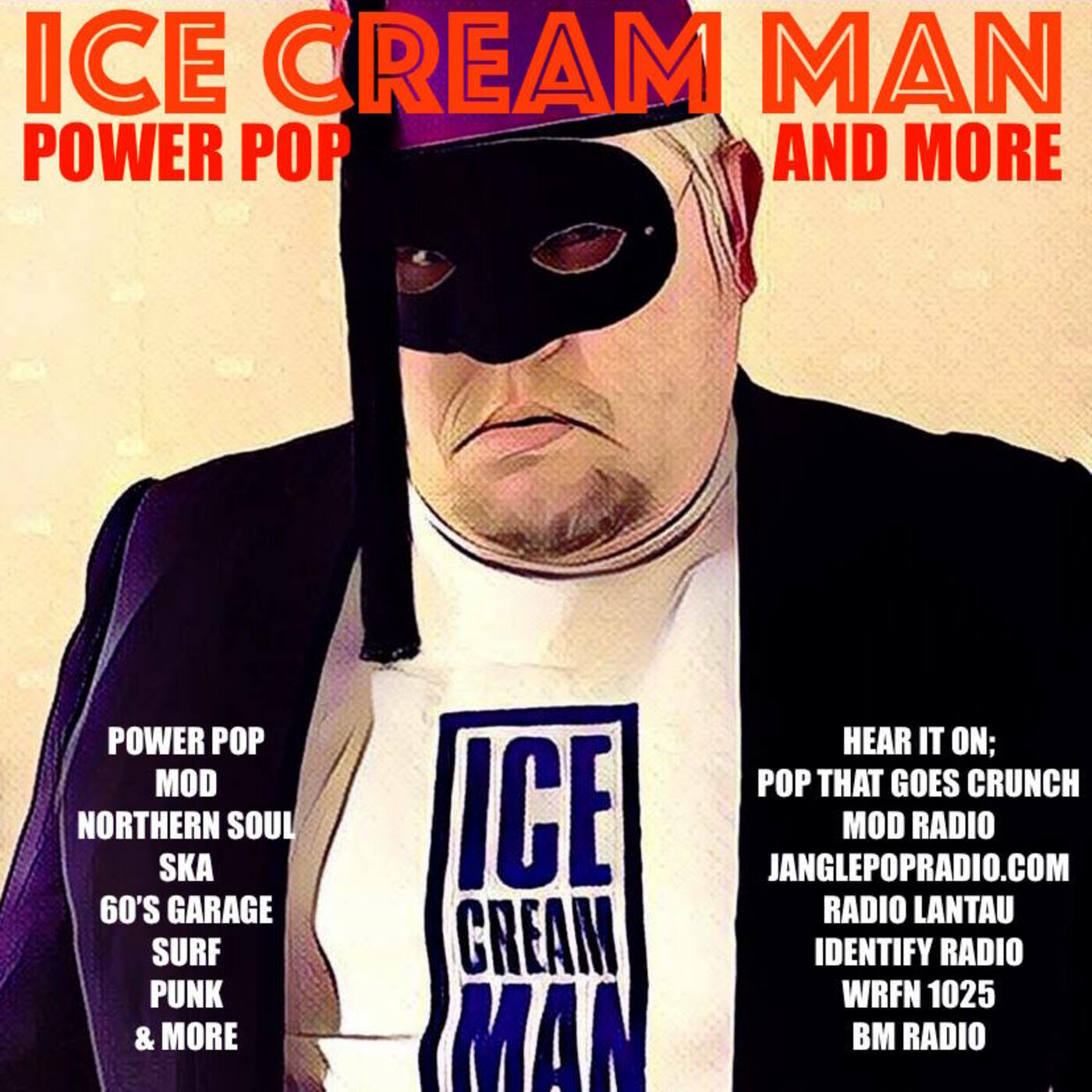 Ice Cream Man Power Pop And More #186