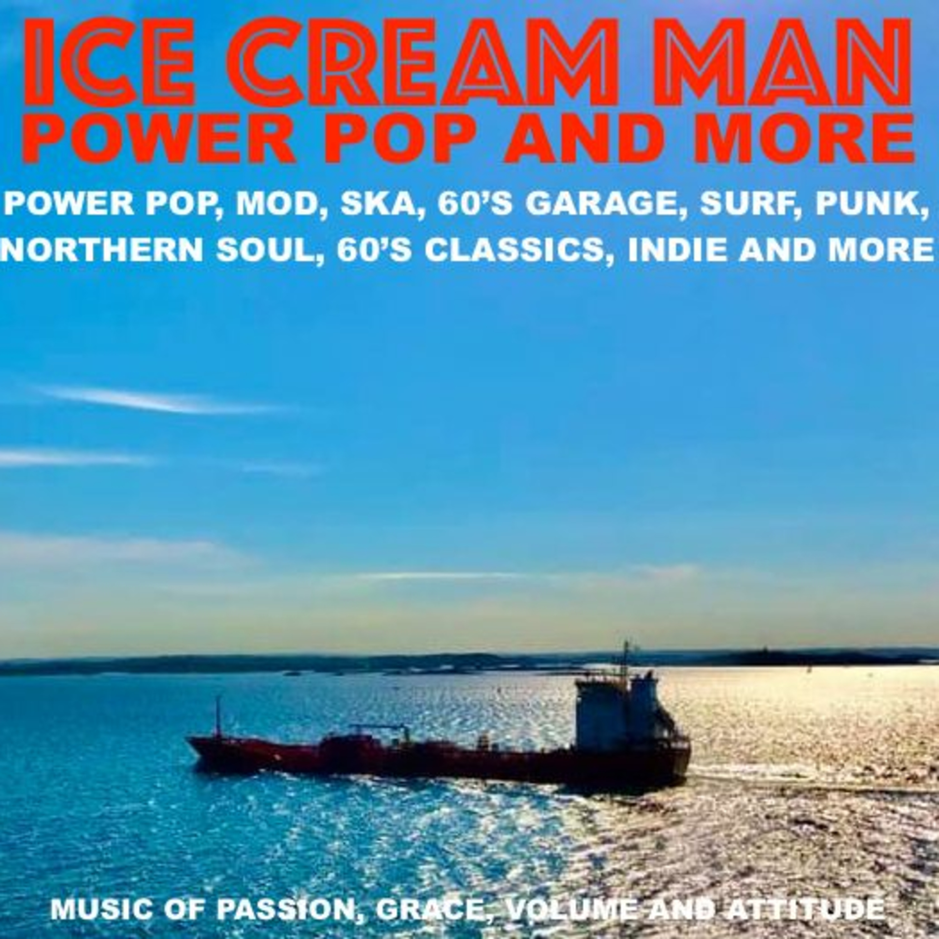 Ice Cream Man Power Pop and More #353