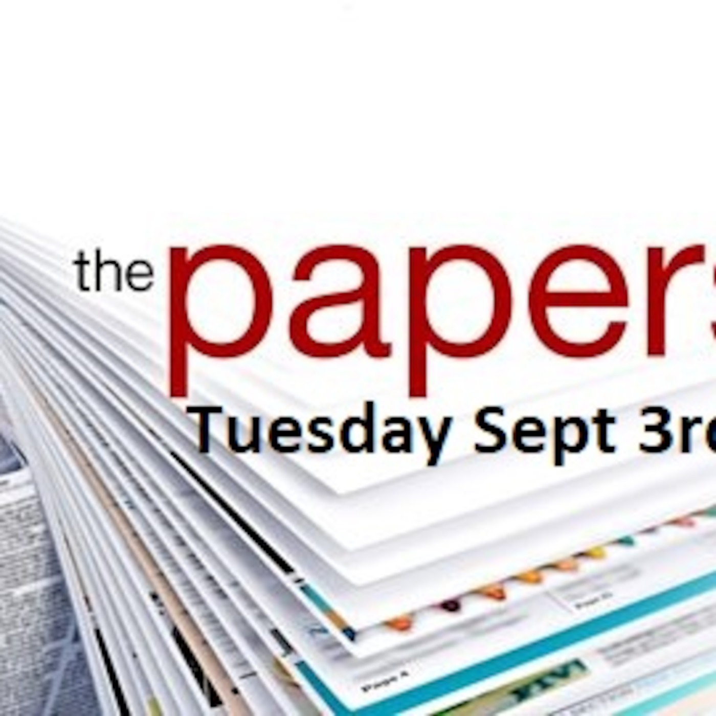 Richie Reviews The UK Papers Tuesday September 3rd 2019 The